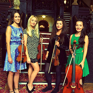 Nottinghamshire String Quartets