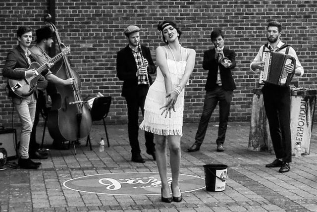 Lincolnshire Jazz & Swing Bands