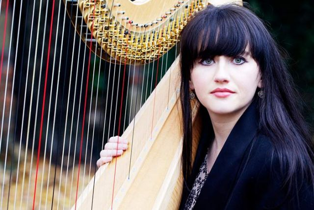 Heather - Harpist
